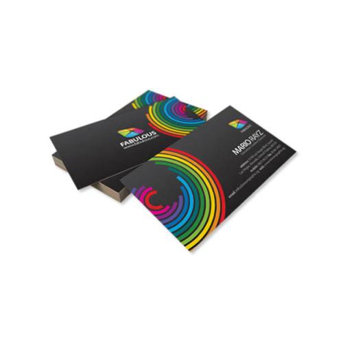 Goedkope flyers en folders maar ook visitekaartjes